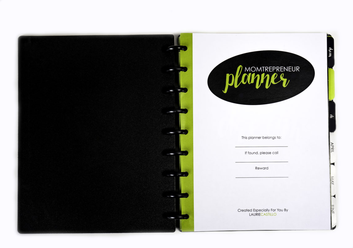 The Momtrepreneur Planner