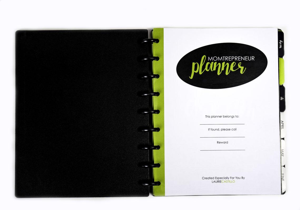 The Momtrepreneur Planner