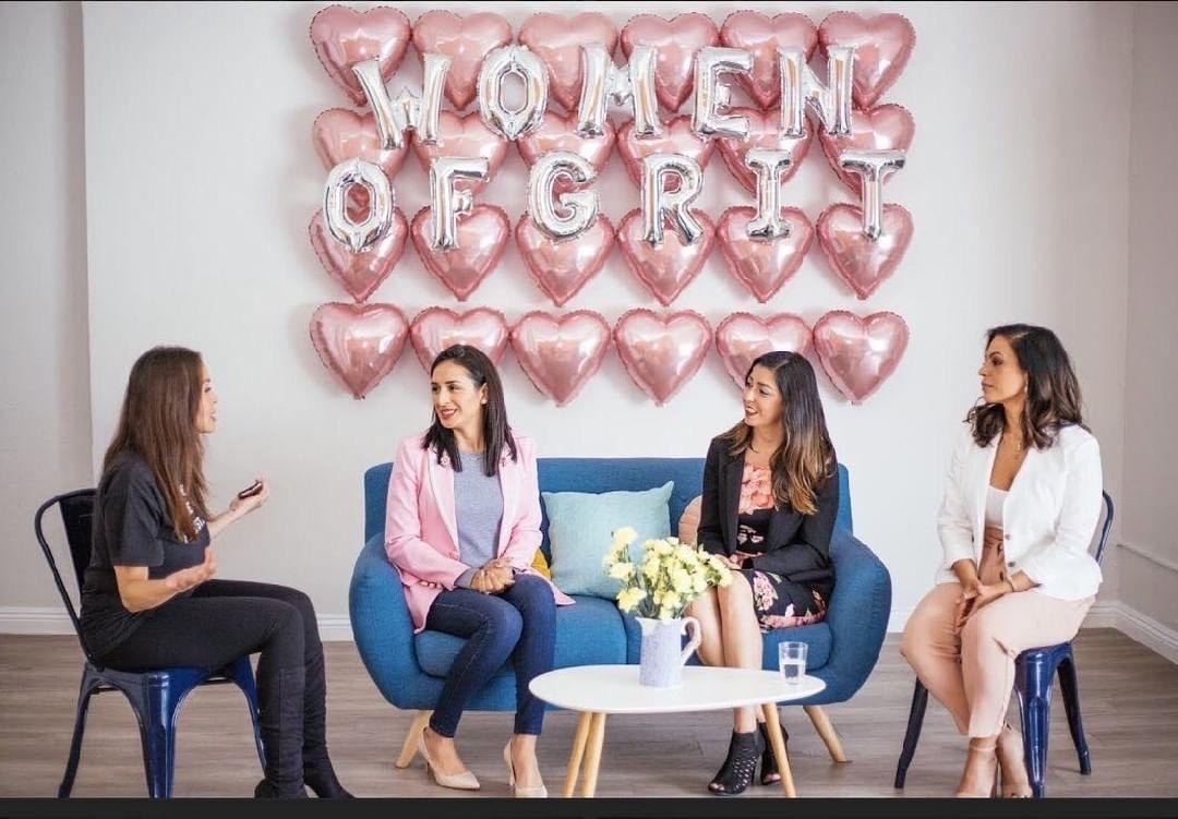 Laurie Castillo - Momtrepreneur Planner - Women of Grit Panelist